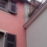 Villa Fonane frana, evacuate sei abitazioni