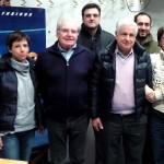 Il gruppo costitutivo del Club FI di Sestri Levante