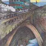 A Chiavari anche i disegni alla riconquista della ferrovia