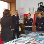 Inaugurazione con il maresciallo D'Auria