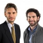 Paolo Donadoni con Valerio Costa, 33 anni