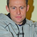 Il campione olimpico 2004 Stefano Baldini