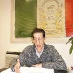 Domenico Del Favero, segretario Cgil
