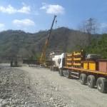 Apre il cantiere per il nuovo ponte di Carasco