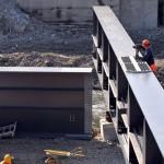 Le fasi di costruzione del nuovo ponte
