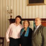 Danilo Marchello, Maria Stella Mignone e Biagio Marchello