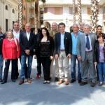 I candidati consiglieri a sostegno di Carlo Bagnasco
