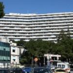L'ospedale San Martino di Genova
