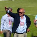 Antonio Gozzi, presidente della V. Entella