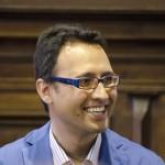 L'assessore al demanio, Umberto Amoretti