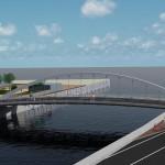 Sarà così il nuovo ponte sul Petronio