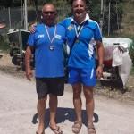 Salvatore Deiana e Raffaele Viani