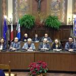 Il consiglio comunale di Rapallo