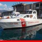La Guardia Costiera ha soccorso l'imbarcazione