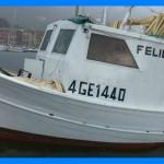 Una questione legata alla pesca in mare