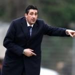 Alfredo Aglietti, allenatore della Virtus Entella