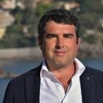 Il consigliere Franco Senarega della Lega Nord