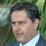 Il presidente della Regione Giovanni Toti