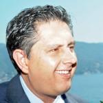 Il nuovo presidente della regione Giovanni Toti