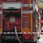 Intervento in A12 per i pompieri