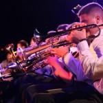 I musicisti della Filarmonica Colombo