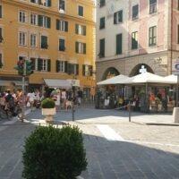Piazza Cavour Rapallo