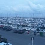 Il porto turistico di Chiavari