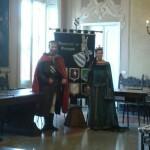 Giovanni Castello e Giulia Codda