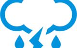 pioggia a carattere temporalesco meteo