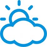 poco nuvoloso meteo