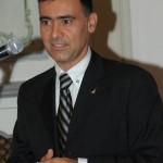 Il consigliere regionale Alessandro Puggioni