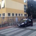 I carabinieri a Recco effettuavano controlli