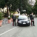 I carabinieri di Chiavari in servizio