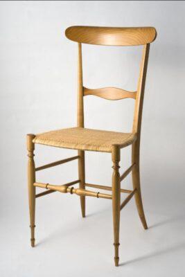 levaggi campanino classica sedia di Chiavari