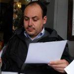 Il consigliere d'opposizione Marco Conti