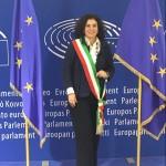 Il sindaco Enrica Sommariva