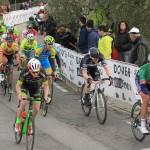 La gara si è tenuta ieri in provincia di Lucca