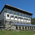 Il rifugio del Monte Aiona