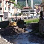 Pulizia di diversi corsi d'acqua a Rapallo