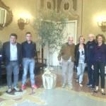 L'olivo che da Lavagna arriverà a Milano