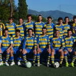 La Rapid Nozarego milita nel girone B di Prima categoria