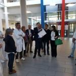 Sonia Viale con Alessandro Puggioni e Paolo Cavagnaro