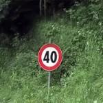 Giro di vite sulla velocità sulle provinciali