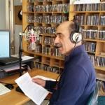 Franco Casoni questa mattina nei nostri studi