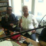 Guitar Ray e Luigi Dillo Di Lorenzo nei nostri studi