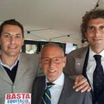 A Genova era presente anche Livio Ghisi