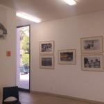 Un'immagine della mostra di Camogli