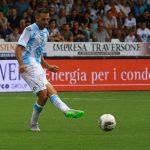 Michele Troiano (foto dal sito della Virtus Entella)