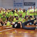 Foto di gruppo per i partecipanti