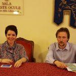 Claudia Torre, CdO Liguria, e Marcello Massucco